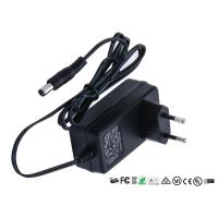 CE FCC 12W AC DC Power Adapter 1000mA EU 9V 12v 24v 1A 2A Power Supply