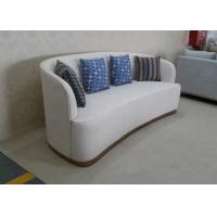 Wholesale Modern Hotel Bedroom Furniture Fireproof Elegant Fabric Corner Sofa Easy Assemble from china suppliers