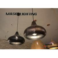 Wholesale Maso New Iron Material Pendant Lamp Corrosive Pocess Hanging Golden Pendant Lighting for Residential Installing MS-P5002 from china suppliers