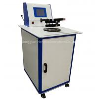 Wholesale ASTM D737 Fabric Textile Garment Clothing Digital Air Permeability Tester from china suppliers