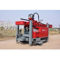Wholesale Full Hydraulic Top Drive Crawler Mounted RC4 Water Well Drilling Rig from china suppliers