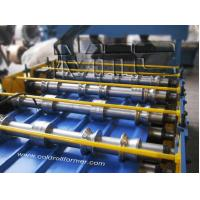Wholesale Trapezoidal Sheet Roll Forming Machine Shanghai from china suppliers