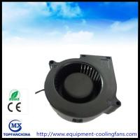 Wholesale Brushless Silent Small DC Blower Fan 4500 RMP 75 x 75 x 30mm 5v 12v 24v 48v from china suppliers