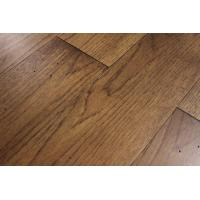 Buy cheap Hickory Engineered Wood Flooring with distressed surface and popular stained in USA from wholesalers