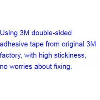 3M double-sided adhesive tape work with Spring Cable Retractors
