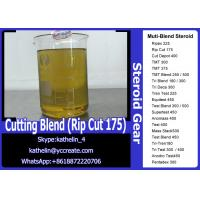 Buy cheap Muti-Blend Steroid Oil Cutting Blend / Rip Cut 175 Test Prop Tren Ace DP For Bodybuilding from wholesalers