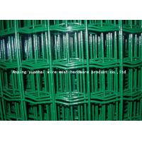 Quality Professional Security Metal Fencing , Bright Rod Iron Wire Fence Panel for sale