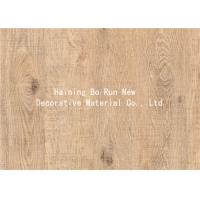 Wholesale Real Wood Grain Foil Wood Grain Sheets Film from china suppliers