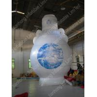 Wholesale Funny Huge Outside Blow Up Bottle Model  For business Show / Festival from china suppliers