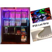 Wholesale White Blue 36W Flexible Led Strip Light Led Tape For Shelf Lighting from china suppliers
