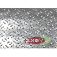 Wholesale Powder Coating Embossed Aluminium Checker Plate 1050 3003 5052 from china suppliers
