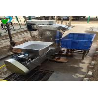 Wholesale commercial full automatic midlle capacity wheat/sesame/soyabean washing and drying equipment from china suppliers