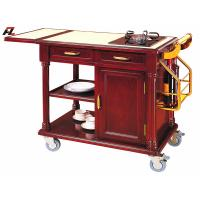 Wholesale Mobile Kitchen Cart Island with Drawers-Kitchen Cart from china suppliers