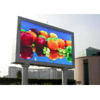 Wholesale Commercial  LED Video Board Outdoor Full Color LED Display , big LED Screen P10 SMD3535 from china suppliers