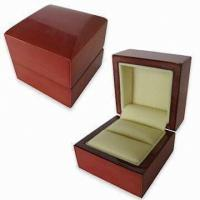 Buy cheap Customized OEM Quality Jewelry Box For Ring Wood Pandora Jewelry Box Vintage Jewelry Boxes from wholesalers