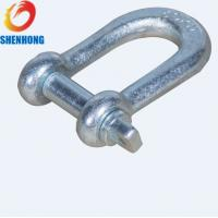 Buy cheap GXK Overhead Line Construction Tools , High Strength Shackle Conductor Installation Devices from wholesalers