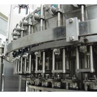 Wholesale Soda Water Juice Liquid Beverage Carbonated Filling Machine from china suppliers