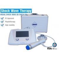Wholesale Focused / Unfocused Radial Shockwave Therapy Machine For Shoulder Calcific Tendinitis from china suppliers