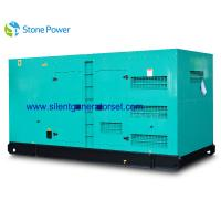 Wholesale 50HZ / 1500rpm Water Cooled Diesel Generator , Super Silent Diesel Generator from china suppliers