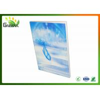 Buy cheap Ordinary Single Lined Exercise Books with 157gram CMYK Cover from wholesalers