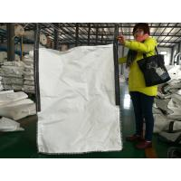 Wholesale 1000kg 1500kg 2000kg one ton PP big FIBC jumbo bag supply with manufacturer factory wholesale price from china suppliers