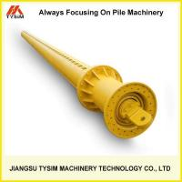 Wholesale Bauer Rotary Drilling Rig Interlocking Kelly Bar Steel Drilling Tools from china suppliers