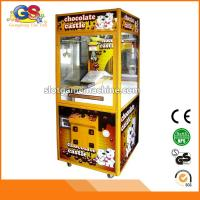 Buy cheap Guangzhou Electronic Products Toys Arcade Claw Crane Vending Machines for Sale from wholesalers