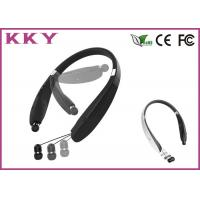 Wholesale Sports Bluetooth Earphone Neckband Bluetooth Headphones Supports Multi - Connection from china suppliers