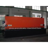 Wholesale Shearing Metal Hydraulic CNC Guillotine Shearing Machine Motorized With NC system from china suppliers