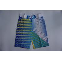 Colorful Long Length Men Board Shorts No Fading Sublimation Printing N / A Certification