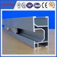 Wholesale high efficiency10000w solar panel mounting aluminum rail, Solar Module Mounting Rail from china suppliers