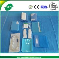 Wholesale Good Quality Australia Market Disposable Sterile Implant Drape Kits from china suppliers