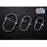 Wholesale High Duty / UL Standard Pre-Galvanized Steel Clevis Hanger With Bolt and Nuts For Pipes, Pipe Clamp from china suppliers