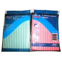 Wholesale Household Cleaning Products Disposable Washcloths Multi Color , High absorbent from china suppliers