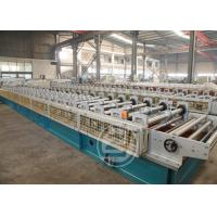 Quality High Speed Metal Roof Roll Forming Machine with Mitsubishi PLC for sale