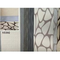 Quality ZEBRA BLIND FABRIC 250/280CM 100% POLYESTER STZ02 for sale