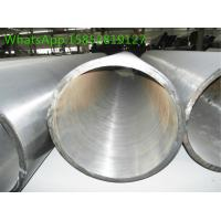 Wholesale EN10216-2 Alloy Steel Pipe and Seamless Tube , Varnished or Polished from china suppliers