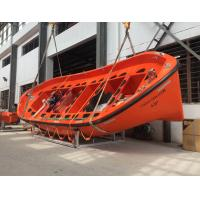 Buy cheap 7.5m open life boat with diesel engine CCS certification from wholesalers