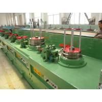 Wholesale PLC Logic Control High Speed Wire Drawing Machine For Spring Wire LZ9 / 600 from china suppliers