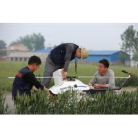 Wholesale Pesticide Spraying Gas Powered RC Helicopter with Maximum Payload 15kg , Transmitter Control from china suppliers