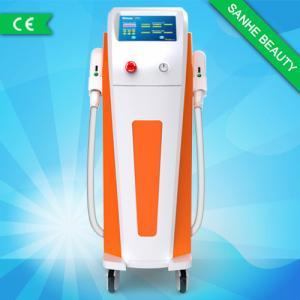 Buy cheap Vertical IPL SHR&E-light hair removal equipment&machine from wholesalers