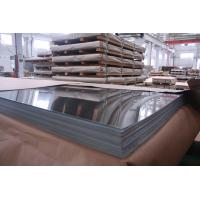 Wholesale 430 / 304 / 316L Stainless Steel Sheet , 3mm Stainless Steel Plate from china suppliers
