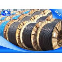 Wholesale Communication Loose Tube Light Outdoor Fiber Optic Cable Crush Resistance / Flexibility from china suppliers