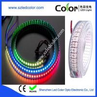 Wholesale ws2812b apa104 waterproof rgb led strip ip67 waterproof from china suppliers