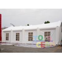 Wholesale EN14960 White Inflatable Tents for Wedding , Party /  Event Inflatable Lawn Tent from china suppliers