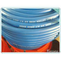 Wholesale Blue Cover Rubber Oxygen Single Welding Hoses from china suppliers