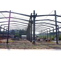 Wholesale Mining Storage Steel Framed Buildings , Fast Erection PEB Prefab Steel Buildings from china suppliers