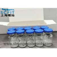 Wholesale 5Mg / Vial Selank Freeze Dried Polypeptide Powder To Improve Children Focus Ability from china suppliers