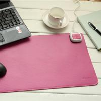 Wholesale Diy Pretty Decorative Custom Desk Pad For Home Or School , Pink And Green from china suppliers
