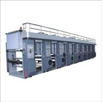 Wholesale High Speed Rotogravure Printing Machine For Multi - Colour Coce - Through Continuous Printing from china suppliers